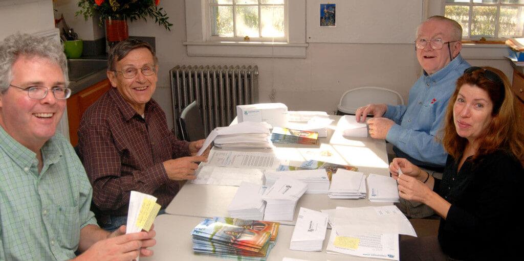2012-Oct-Volunteers-Mailing-Collation