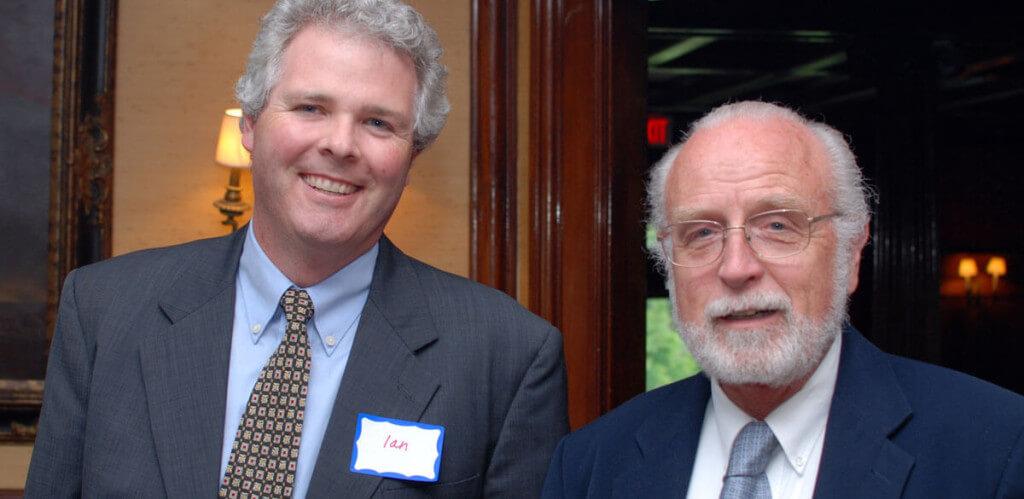Ian Cooke & Jerry Hopcroft