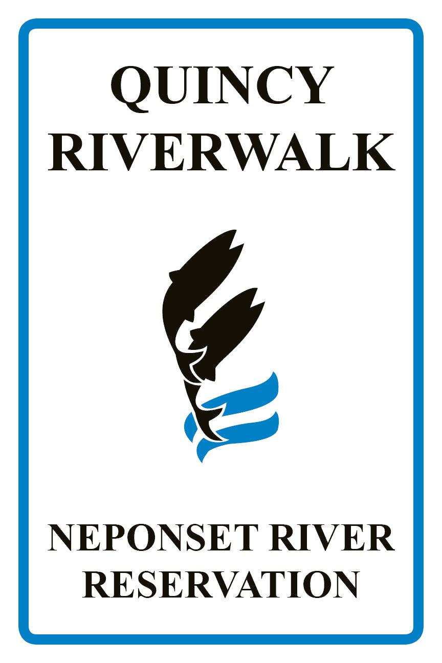 RIVERWALK SIGN 12x18 BASIC