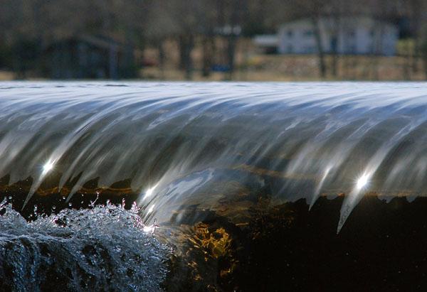 Willett Pond spillway
