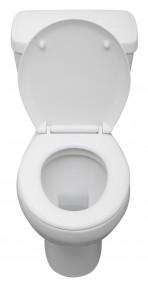 white toilet white bkgrnd