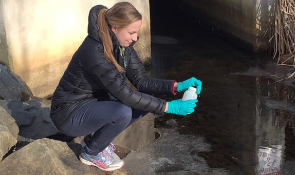 Citizen Water Monitoring Network - Neponset River Watershed
