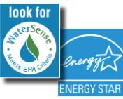 combine logos watersense & energystar