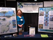 NepRWA table at flower show