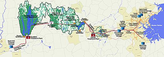 MWRA MAP